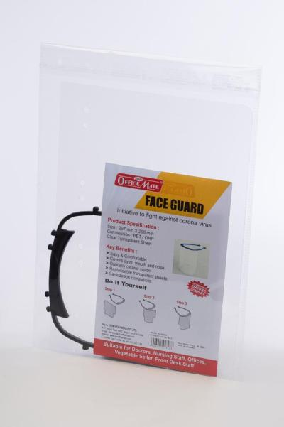 Face Guard Safety Shield