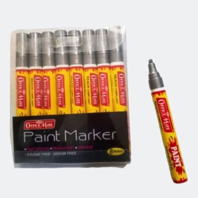 Paint Marker Silver