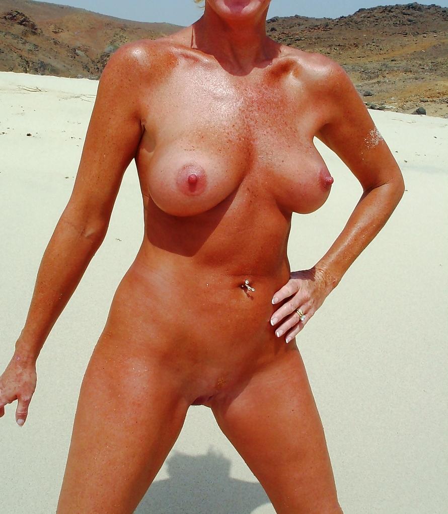 kontakt sex naken på stranden
