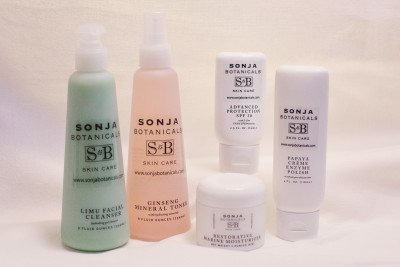 Basic Skin Care Package Special by Sonja Botanicals