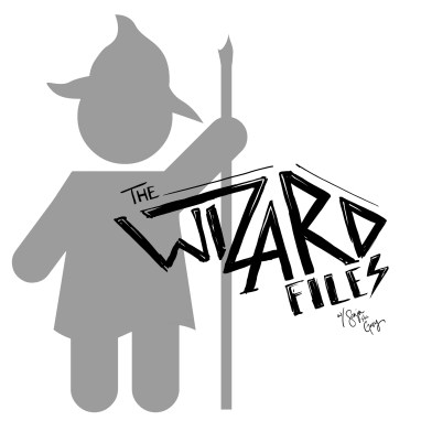 The Wizard Files podcast image