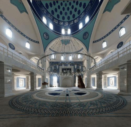 cami halısı çeşitleri