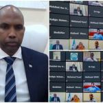 National Committee holds a virtual conference on combating coronavirus