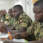 AMISOM officers complete training on human rights, gender and protection of civilians
