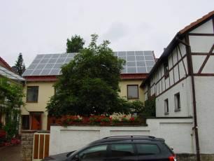 Sharp in Bischofroda bei Eisenach