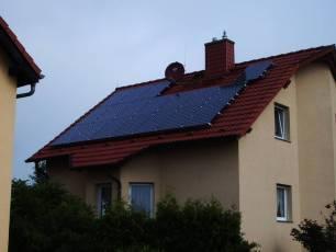 Sunpower in Gebesee bei Erfurt