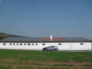 Bosch Solar in Oepfershausen bei Meiningen