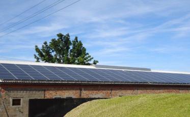 IBC Solar in Gossel bei Arnstadt