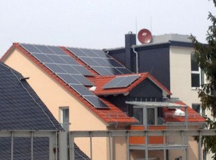 AWO Photovoltaik Anlage mit Asola Modulen im Landkreis Saalfeld Rudolstadt