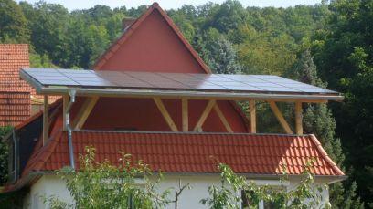 BenQ Module und SolarEdge mit einer Doppelfunktion