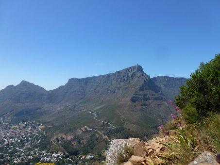 Tafelberg- nirgends lässt sich schöner arbeiten- Südafrika Consulting