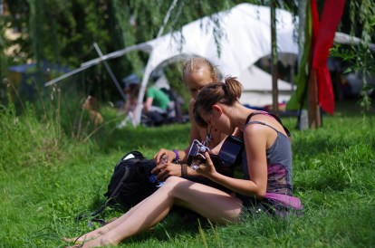Ancient Trance, Festival, Hippie, Taucha, Maultrommel, Weltmusik, Wiese, Leipzig, Gitarre, Musik
