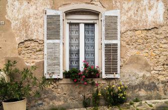 window, Blumen, flowers, Fensterladen
