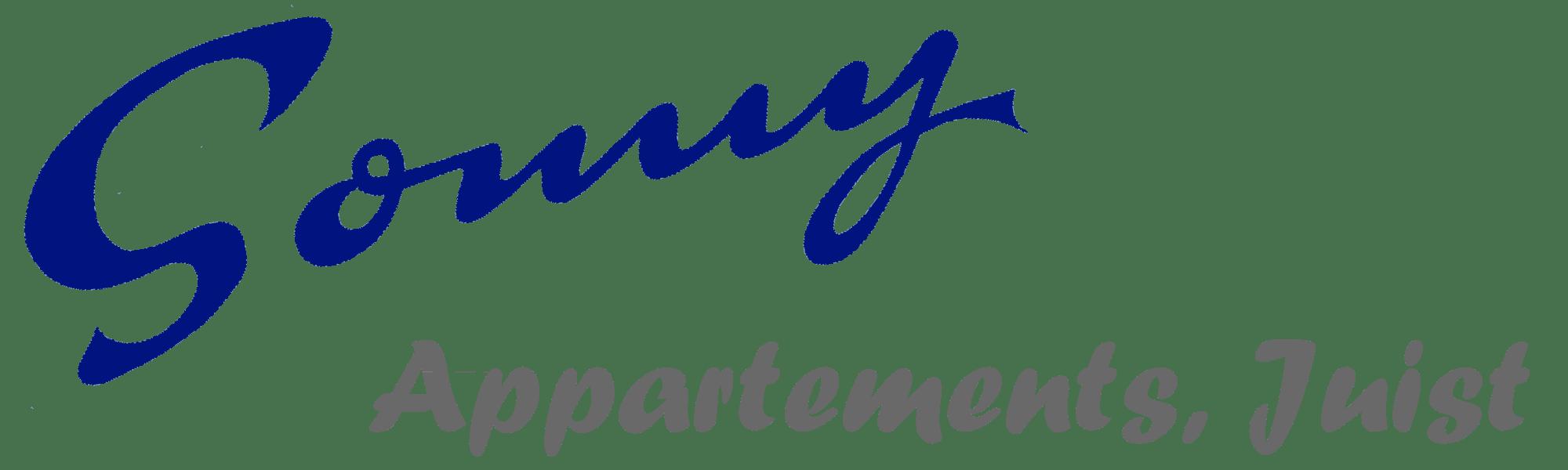 Sonny Appartements, Juist Logo