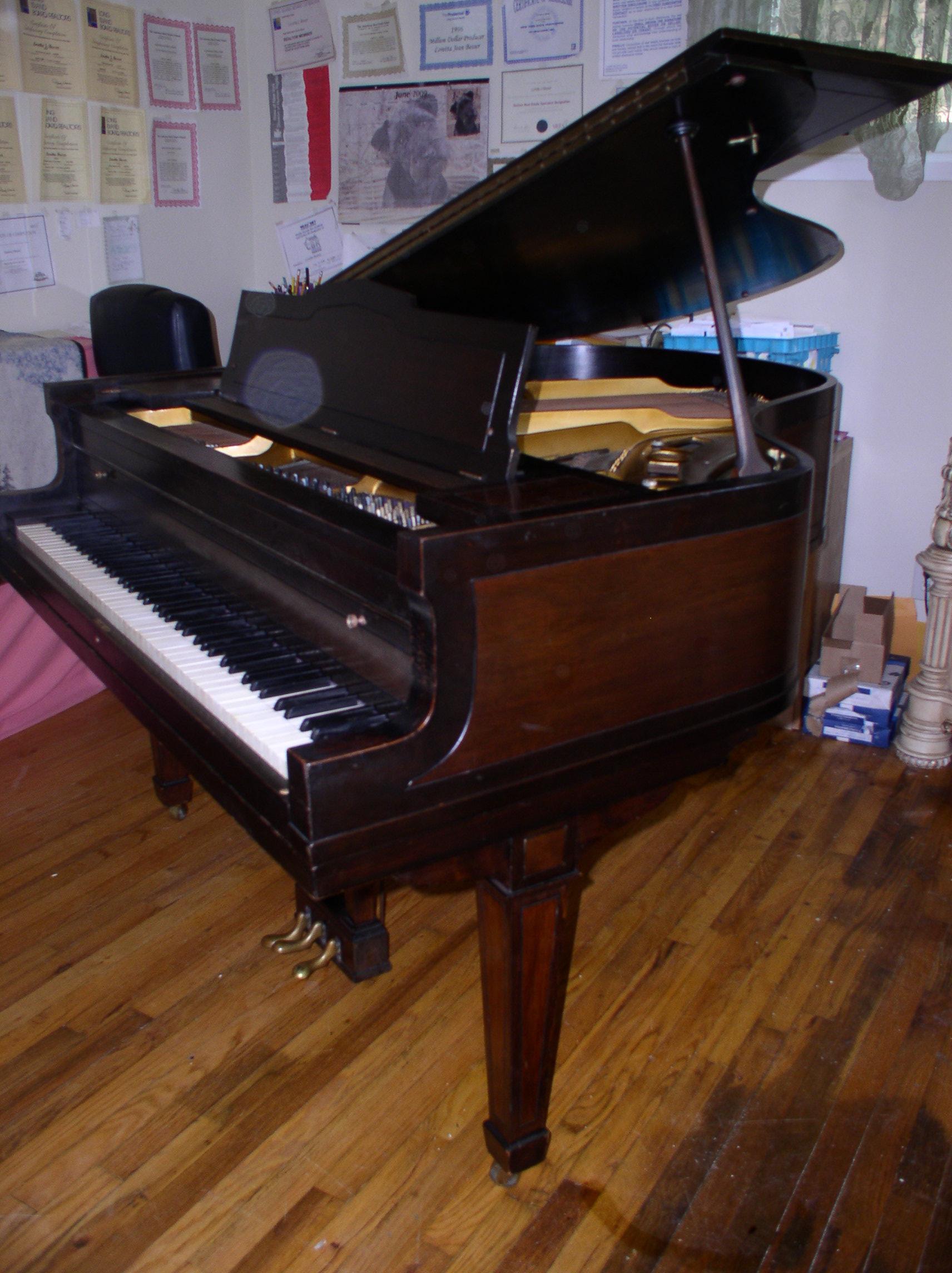 Harrington Grand Piano