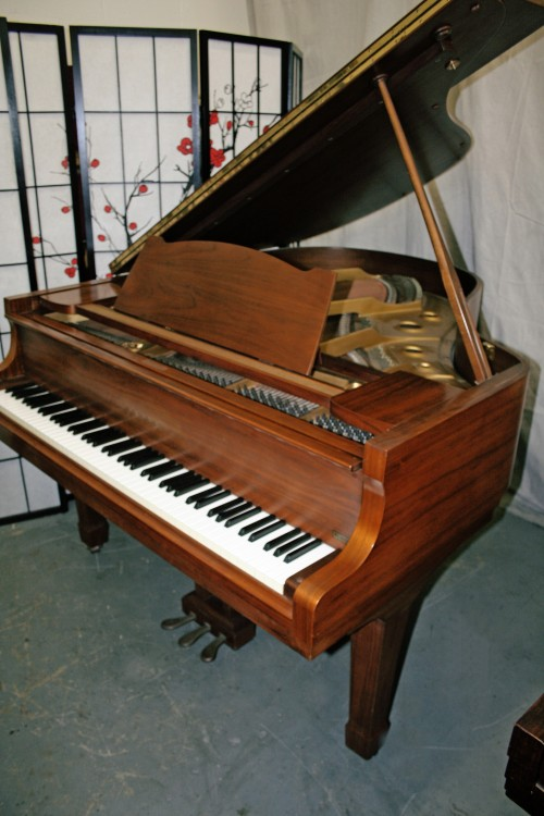 Yamaha G2 Grand Piano 5 8 See Video Low Mileage