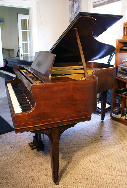 Pre Owned Sohmer Baby Grand For Sale Primrose Model 5 1