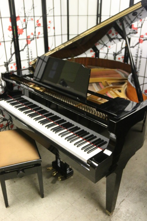 Ebony Gloss Baby Grand by Tokai 5ft One Owner $4,500