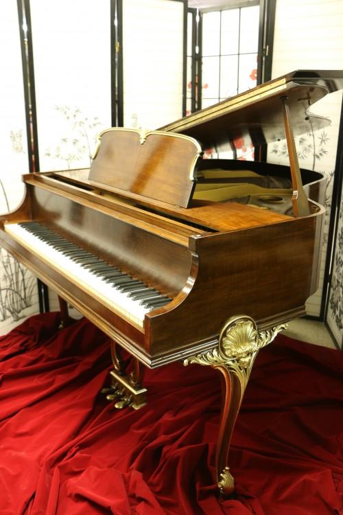 Wurlitzer Baby Grand Piano Refin./Refurbished 10/2015 Gorgeous Art Case $5,500