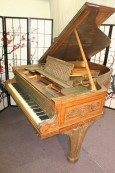 Art Case Steinway Grand Piano (VIDEO) Model A King Louis XVI Custom Made For Sale $59,000.