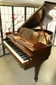 Steinway Red Mahogany Model M Rebuilt/Refinished 10/2013 $19,500.