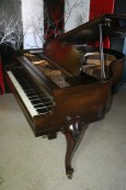 Art Case Baby Grand Mahogany Standard by Hardman Refurbished 10/2013 $4500.