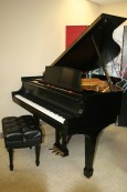 Steinway Baby Grand Piano Model S 5'1' 2002 Ebony Showroom Condition $28,500