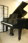 Steinway B Grand Piano Recent Total Rebuild Satin Ebony $29,500.