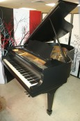 Steinway S Baby Grand Brand New Ebony Finish 1920 Excellent Original Parts