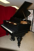 Art Case Steinway Model A Concert Grand Piano 6'2