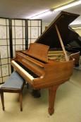 Steinway L Grand Piano Walnut 1965 Refinished & refurbished 1993 $13,500.