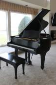 Steinway B Piano 6'10.5