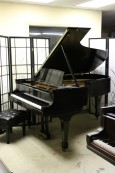 Steinway B 6'10.5 Ebony (VIDEO) $22,500 1928 Refurbished/Refinished 07/2014