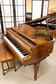 Knabe Baby Grand Piano $4950 (VIDEO) 5'4