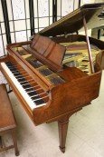 Beautiful Knabe Baby Grand Piano $4950 (VIDEO) 5'2