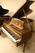Steinway M Grand Piano Walnut (VIDEO) Rebuilt/Refin. 1997 $13,500