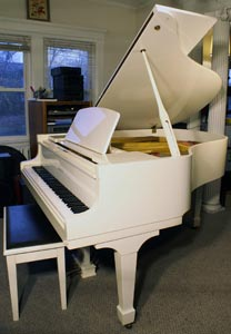 Schumann Grand Piano - Sonny's PianoTV