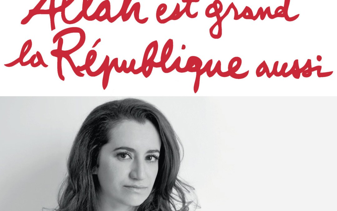 Parution en livre audio de Allah est Grand la République aussi de Lydia Guirous