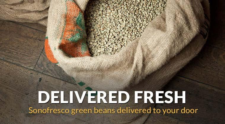 Sonofresco green beans delivered to your door.