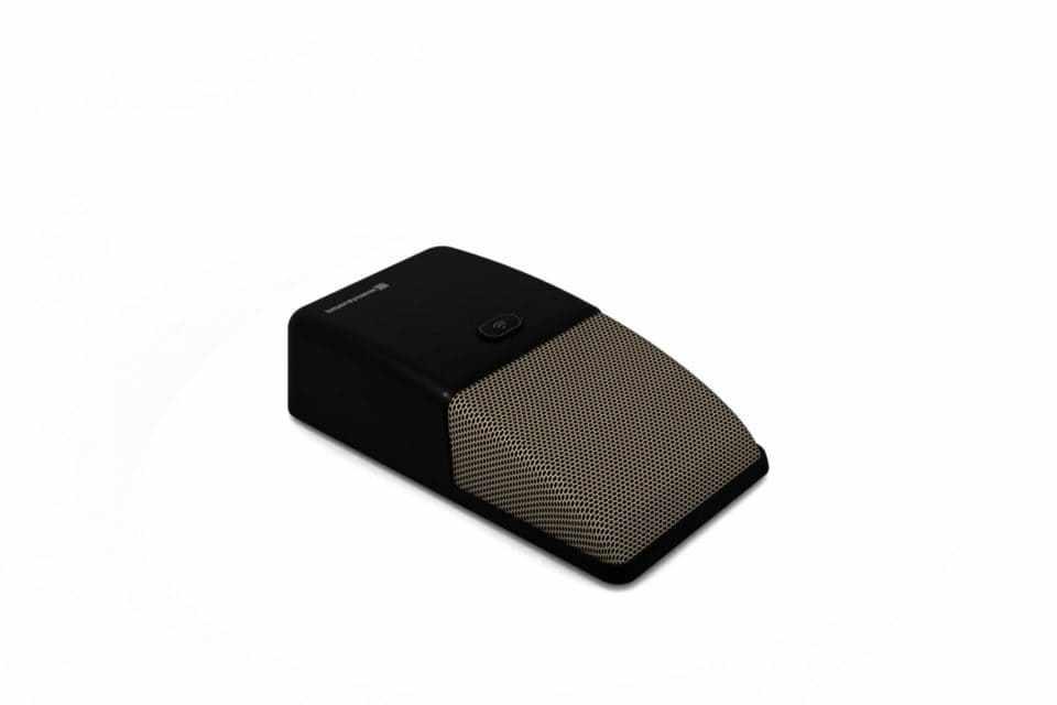 Beyerdynamic Quinta TB, micro à effet de surface HF numérique