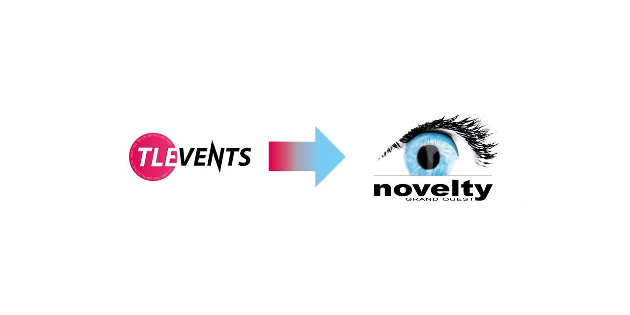 TL Events devient Novelty Grand Ouest