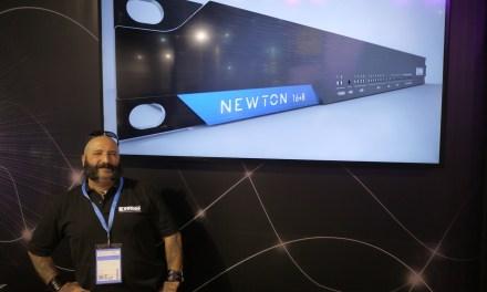 Outline Newton, processeur et matrice