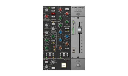 Universal Audio SSL 4000 E Channel Strip pour UAD-2 et Apollo, plug-in propriétaire