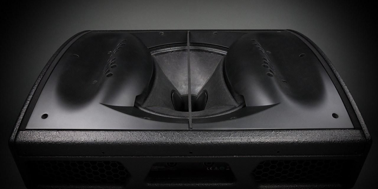 Martin Audio série XE, retours de scène passifs