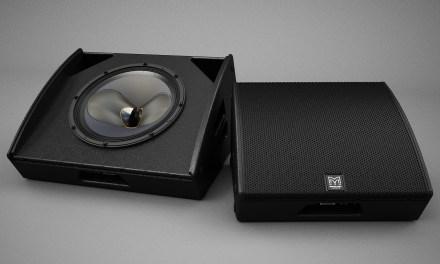 Martin Audio, série LE, retours de scène passifs