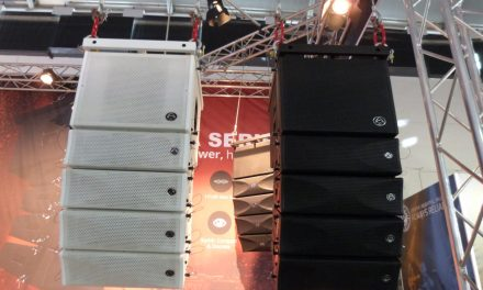 Wharfedale Pro Audio enceinte line array WLA25