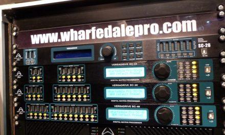 Wharfedale Pro Audio VersaDrive SC-24, 36, 48