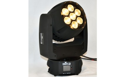 CHAUVET INTIMIDATOR WASH ZOOM 350