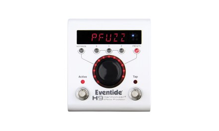 H9 PITCHFUZZ, PAR EVENTIDE