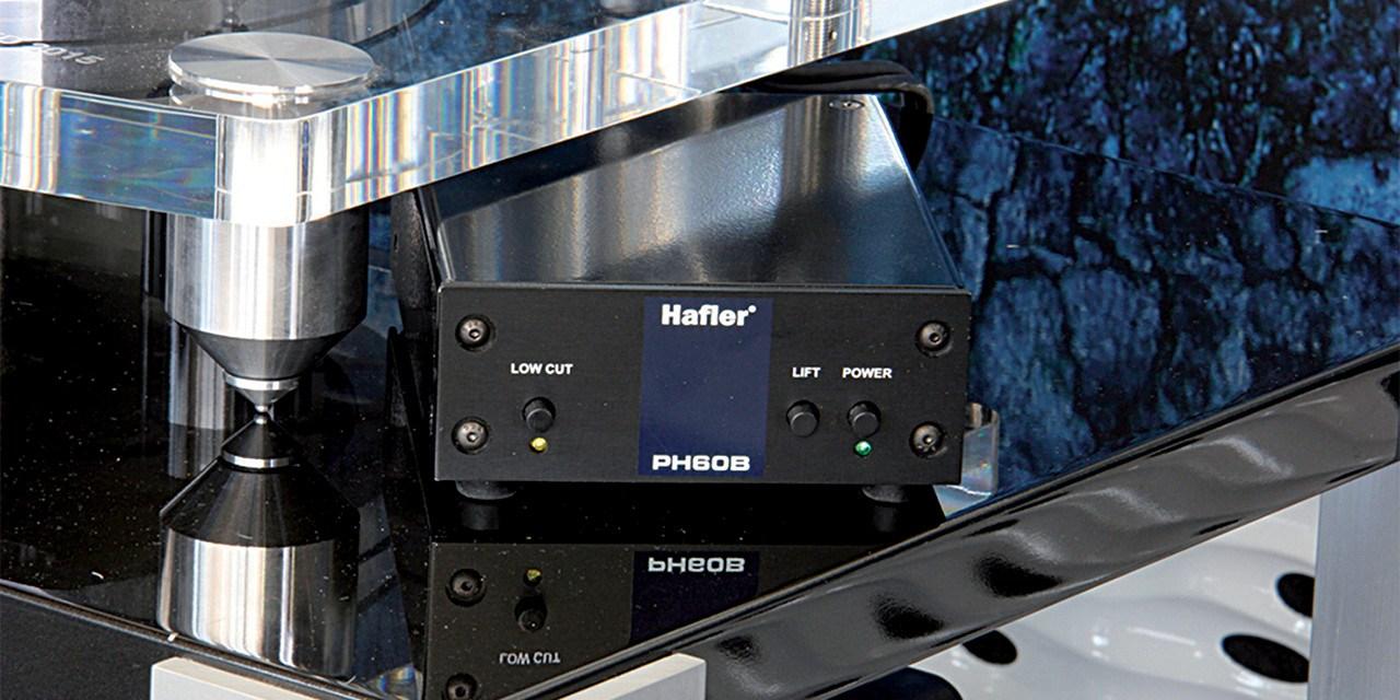 PRÉAMPLIS PHONO HAFLER BY RADIAL POUR LES AMOUREUX DU VINYLE